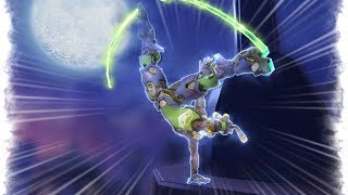 Did you Know this Lucio Climb Spot?? | Overwatch Best and Funny Moments - Ep.37