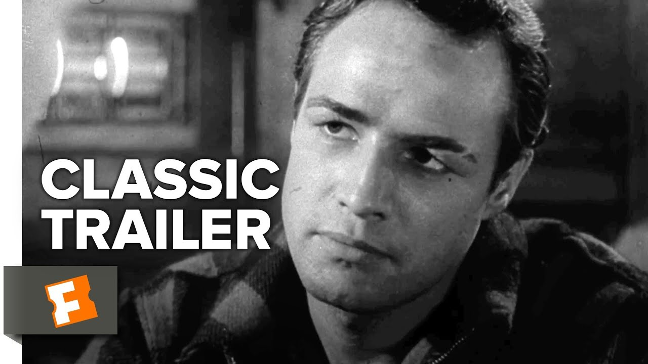 On the Waterfront (1954) Trailer #1 | Movieclips Classic Trailers