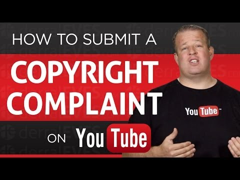 How to Report a Copyright Complaint in YouTube - DMCA Mp3