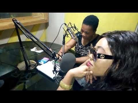 Animation hepelelé dans une radio à Abidjan par dj Noirouge