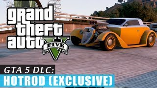 GTA 5 DLC: Hotrod gameplay (Hotknife)