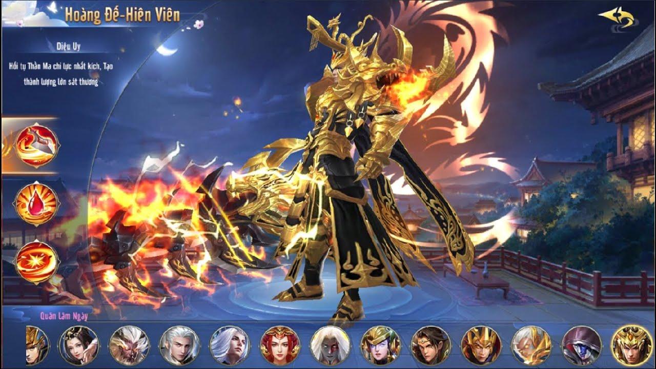 Trải Nghiệm Game Nhập Vai 3D | Tình Thiên Hạ – VTC Mobile