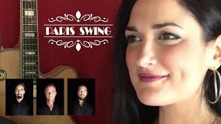 Paris Swing  - Jazz band - Ménilmontant (Charles Trenet) La javanaise (Serge Gainsbourg)