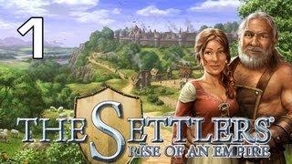 The Settlers 6 Расцвет империи. Часть1 (Вестхольм/Чаллия)