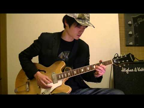ONE OK ROCK 「Clock Strikes」 guitar cover