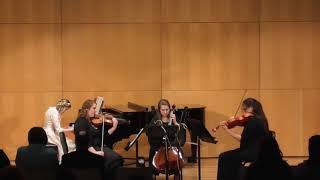 Allison Rhodes - Piano: Sonate a Quatre
