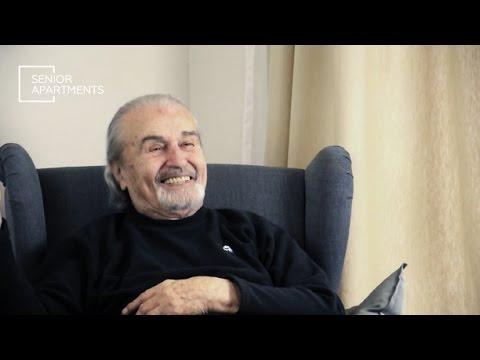 Tadeusz Pluciński opowiada o mieszkaniach senioralnych
