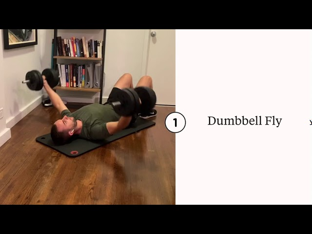 3 Move At-Home Chest Workout