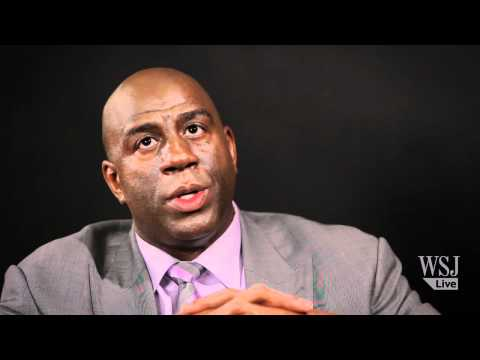 "Magic Johnson to Clyde Drexler: ""You Had a Chance to Say These Things to Me"""