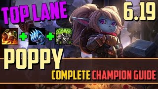 Poppy: Learn Why the Pros Love Her! - League of Legends Champion Guide