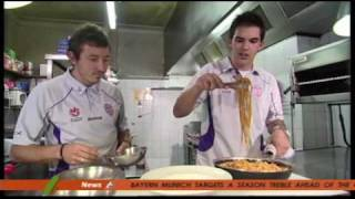 Aleks Vrteski And Naum Sekulovski In Twg Cook-off
