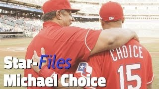 Star-Files: The Life of Texas Rangers rookie Michael Choice