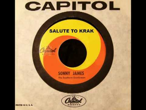 SONNY JAMES Tribute to KRAK Radio and Sacramento (1967)