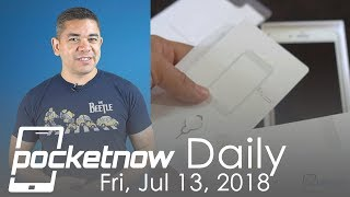 iPhone X 2018 eSIM concerns, full Photoshop on iOS & more - Pocketnow Daily
