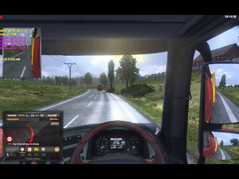Euro Trucks 2 Pt.1: The Hannover Hangover