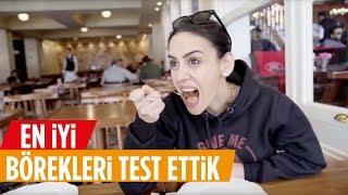 İstanbul& 39 un En İyi Böreklerini Test Ettik İstabul Lezzetleri Bölüm 2 VLOG