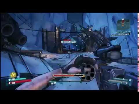 Borderlands 2 (Mechromancer No Die Challenge Part 3)