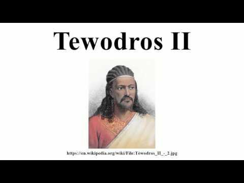 Tewodros II
