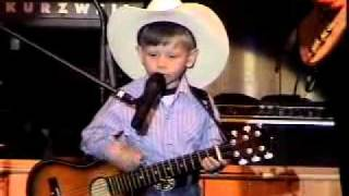 Little Mason Ramsey moves into the Semi-Final round at Kentucky Opry in Draffenville,KY.