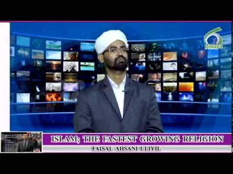 Islam is the Fastest Growing Religion in the globe Part 4
