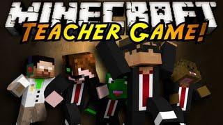 Minecraft Mini-Game : TEACHER!