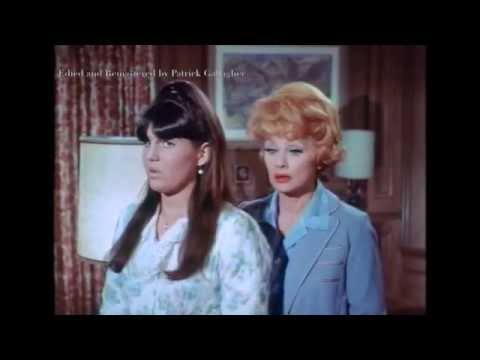 "Lucie Arnaz's Screen Test for ""Yours, Mine & Ours"" (1968)"