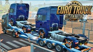 Euro Truck Simulator 2 - INCRÍVEIS NOVIDADES!