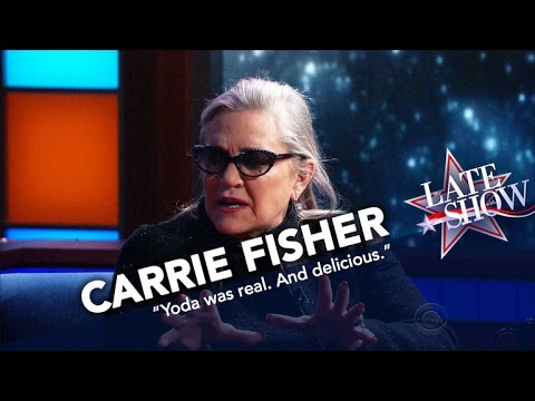 Carrie Fisher's Other Star Wars Revelations