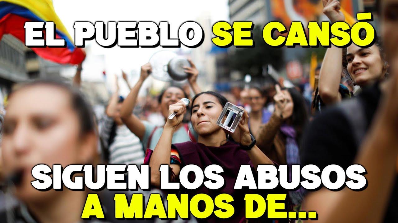 La GRAN DEBILIDAD de la COLOMBIA HUMANA, la PÉRDIDA DE SUS LÍDERE SOCIALES