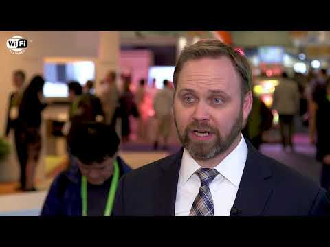 Wi-Fi Alliance interviews: Kevin Robinson
