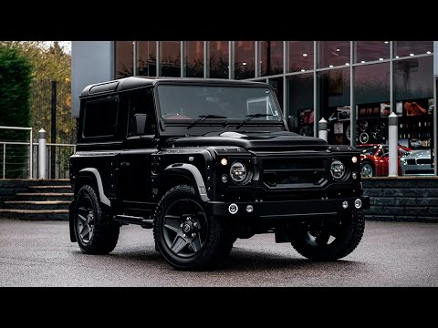 Chelsea Truck Company Land Rover Defender 90 The End