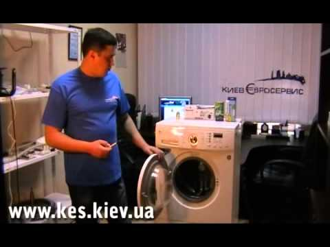 Видео Ремонт машин candy
