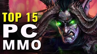Top 15 Best PC MMO Video Games