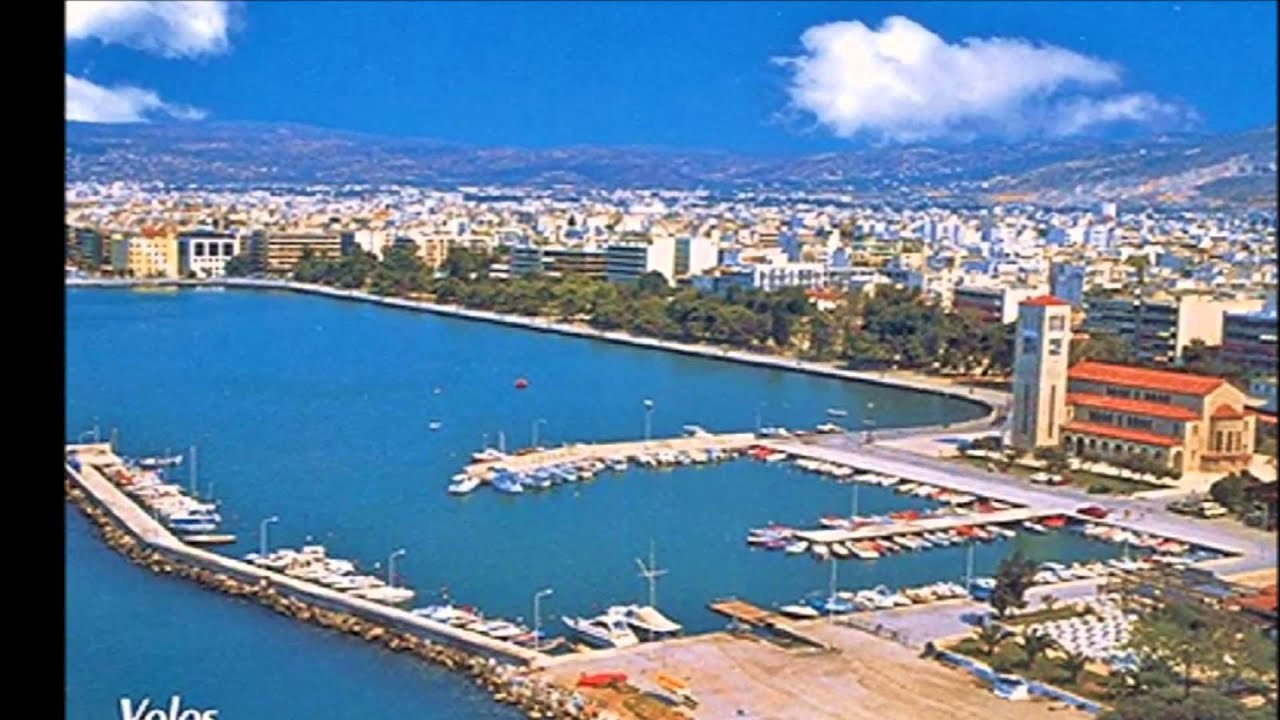 how to get from thessaloniki to volos
