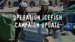 Operation Icefish Campaign Update - Sam Simon Modifications