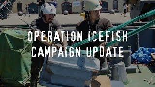 Operation Icefish Campaign Update - Sam Simon Modifications