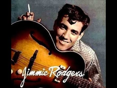 JIMMIE RODGERS - Honeycomb / Kisses Sweeter Than Wine - stereo mixes