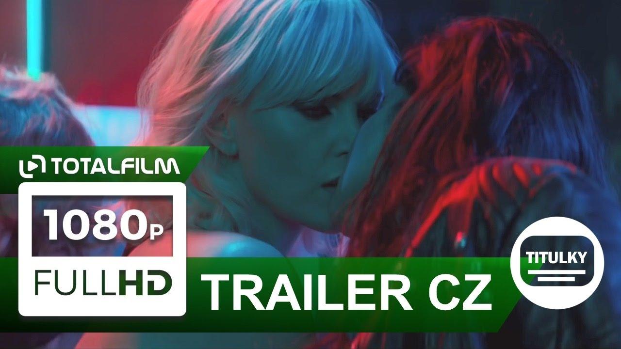 Atomic Blonde (2017) CZ HD trailer