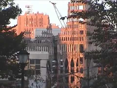 GROUND ZERO Two Months after 9/11 World Trade Center
