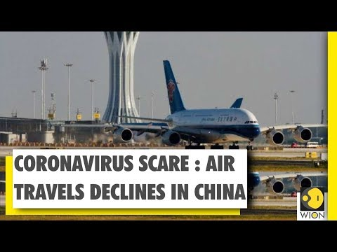 Coronavirus scare: Air travel in China declines 40% in January