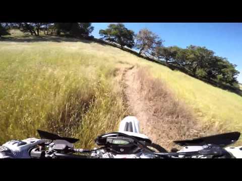 One lap in Santa Ynez