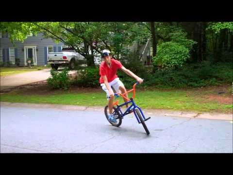 how to 180 on a bmx bike and what you need to fix