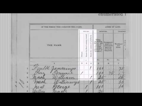 The Agricultural Census
