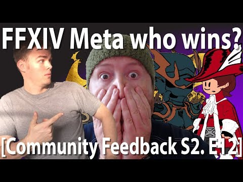 Community Feedback: FFXIV's Meta, Dark Knights, & your thoughts on Ultimate Bahamut[S2 E12]