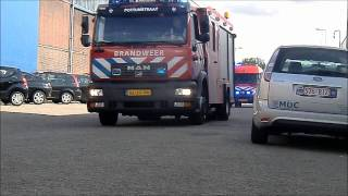 PRIO 1 HT-521 TS43-1 OD50-2 HV Personen betrokken Rhenus Logistics, Kesterenstraat Rotterdam