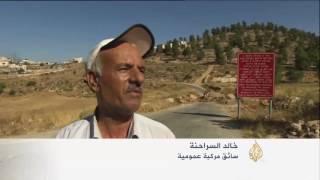 الاحتلال الإسرائيلي يغلق مداخل قرى بالخليل