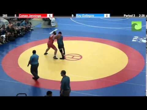 285 Conan Jennings vs. Ray Gallegos