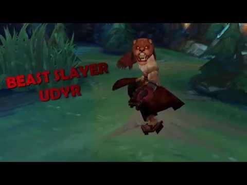 Beast Slayer Udyr