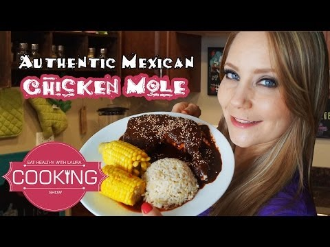 Recipe: How to Make Mexican Chicken Mole Sauce