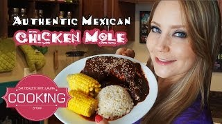 How To Make Chicken Mole Sauce